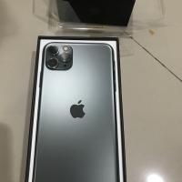Iphone 11 Pro Max 256 Orginal Fullset ,Grab /Gojek