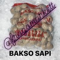 Bakso Sapi Monalisa M (100pcs)