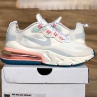 Nike Air max 270 React Epic Corall Pink white Womens Premium original