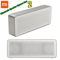 Xiaomi Bluetooth Speaker Square 2 Stereo Portabel Bluetooth 4.2 ORI