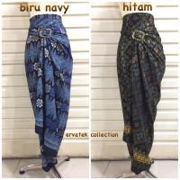Rok Lilit Serut R001 | Wrap Skirt | Bawahan Batik Kebaya Atasan Wanita