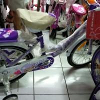 Sepeda Anak Mini Genio 18 Iris by United