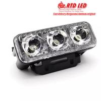 Lampu Sorot Lampu Kabut Lampu Tambahan LED RTD E03 Original HS