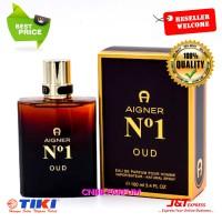 Parfum Original Aigner No 1 Oud (TESTER TANPA BOX)