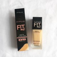 Maybelline Fit Me Foundation Pink