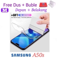Samsung A50s - MAXFEEL Hydrogel Premium Screen Full Set