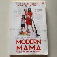 Buku Modern Mama Karier, kehidupan sosial atau Keluarga