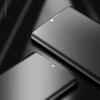 Iphone X Xr Xs Max Anti Gores Anti Glare Anti Minyak Anti Gores Mate