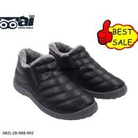Sepatu Boots Pria, Winter Shoes, Sepatu Boot Musim Dingin bkn Longjohn