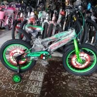 Sepeda Anak BMX 18 Captain Ban Jumbo