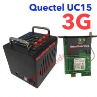 Modem Pool 4 Port USB 3G Quectel UC15