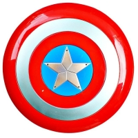 Tameng Captain Kapten America Amerika Mainan Anak Shield Avenger