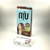 NYU CREME HAIR COLOUR COPPERY BROWN 8.34