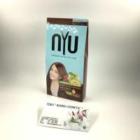 NYU CREME HAIR COLOUR NATURAL BROWN 4.00
