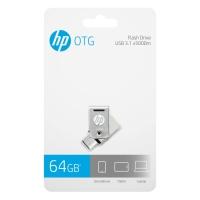 x5000m USB 3.1 OTG Flash Drives HP - 64gb
