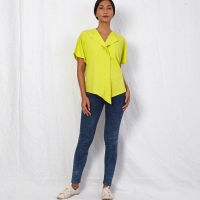 Bright Yellow Top