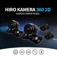 KAMERA HIRO 360 2D. HD QUALITY. Super WIDE ANGLE. GARANSI RESMI.