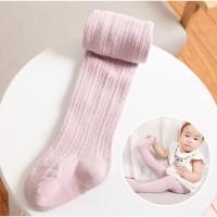 Legging tutup kaki anak / legging Bayi / Baby import motif kepang