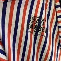 Kip Potong / Kep Potong / Kip Barber Barbershop WAHL Biru Merah