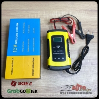 Cas Aki / Battery Charger / Charger Aki Mobil 12V 6A Digital Display