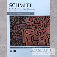 Buku Schmitt Op. 16 - Indonesian Edition (cetakan lokal)
