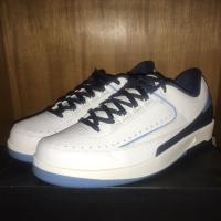 Nike Air Jordan 2 Retro Low - UNC