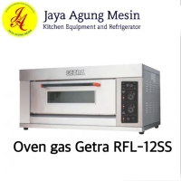 Oven Gas 1 deck 2 Tray RFL-12SS