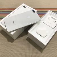 iPhone 8 Plus 64gb Silver ex inter Fullset