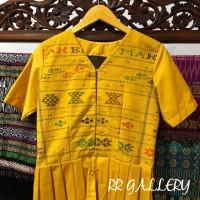 Blouse Sadum Kuning