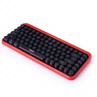 Original Remax K101 Retro Typewriter Bluetooth Keyboard 2.4Ghz