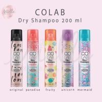 COLAB Dry Shampoo 200ml - ORI UK