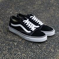Vans Oldskool Classic Black White Global (Original)