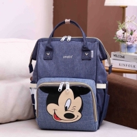 Tas Ransel Anello Mickey mouse Backpack Multifungsi