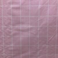 Kain Katun Motif Kotak Pink 5cm x 5,5cm