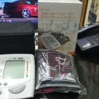 Tensimeter digital Dr Care HL-888/alat cek tekanan darah & jantung