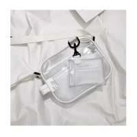 [Tas] Sling Bag Transparant - 2