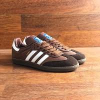 #adidas samba classic og brown