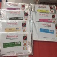 Mercolade rainbow compound / coklat batang warna (1kg)