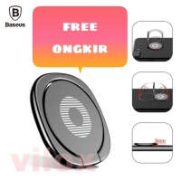 iring ring cincin baseus 360 phone holder stand hp ultra thin original