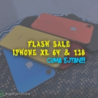 iPhone XR 64 Second Original Mulus Perfect