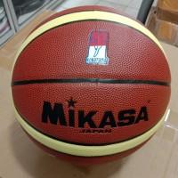 Bola Basket Mikasa Kulit