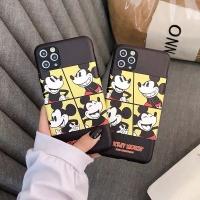 iPhone Case Black Mickey iPhone 7+/8+/X/Xs/Xs Max/11/11 Pro/11 Pro Max