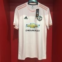 Baju Kaos Jersey Bola Original Adidas Manchester United Away 2018/19