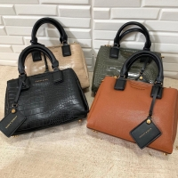 CK Croco Structured Handle Doubleside