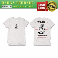 T-Shirt Wahl Clippers Club Indonesia