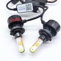 Lampu Led Mobil H11 H8 H9 HB3 HB4 HIR2 RTD A46 RGB 29 Mode With Strobo