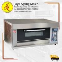 Gas Deck Oven Otomatis Fomac 1 Deck 1 Tray BOV-ARF10H