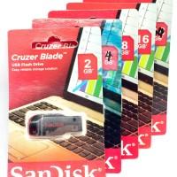 Flashdisk Sandisk 4GB Murah / USB Flash Drive / Cruzer Blade
