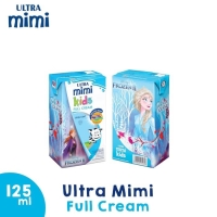 Susu Ultra Mini Kids 125ml rasa Full Cream. isi 125ml x 40. MURAH !!