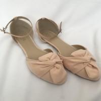 Sepatu shopie martin warna pink lembut cantik